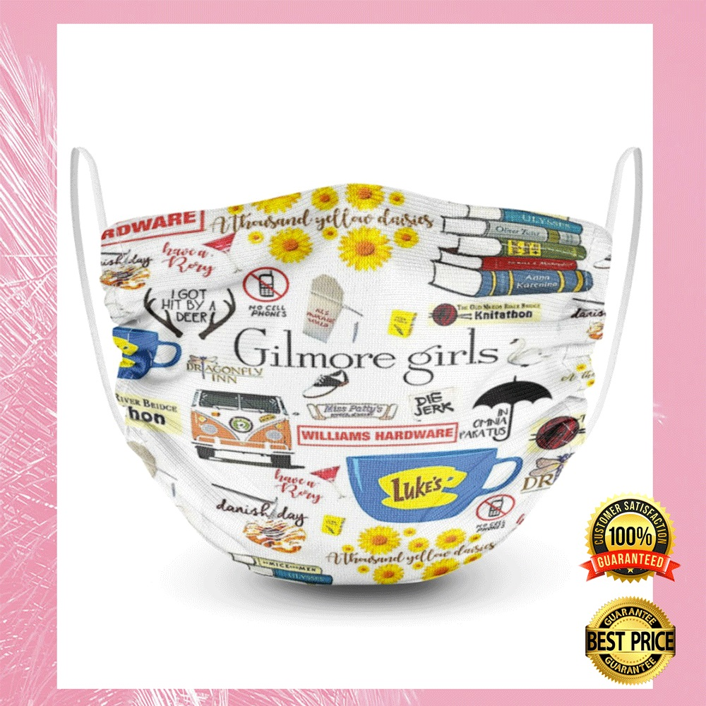[NEW] GILMORE GIRLS CLOTH FACE MASK