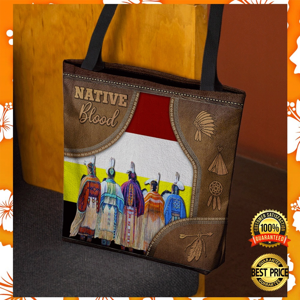 [Limited] Native blood tote bag