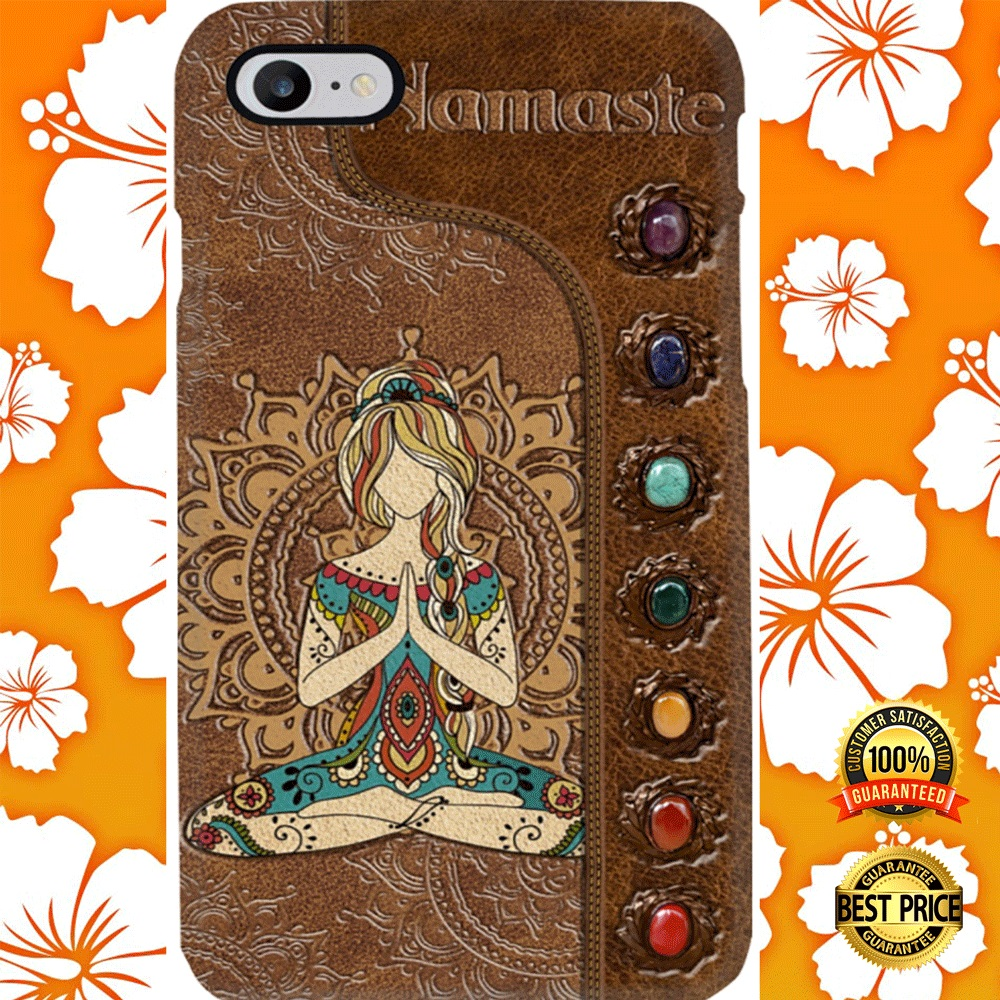 [Discount] Namaste Girl Phone Case