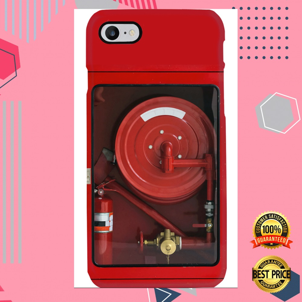 FIREFIGHTER HOSE PHONE CASE 7