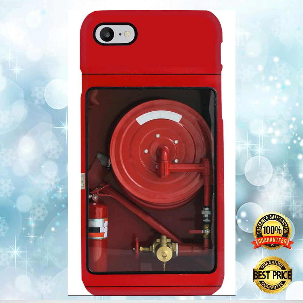 FIREFIGHTER HOSE PHONE CASE 5