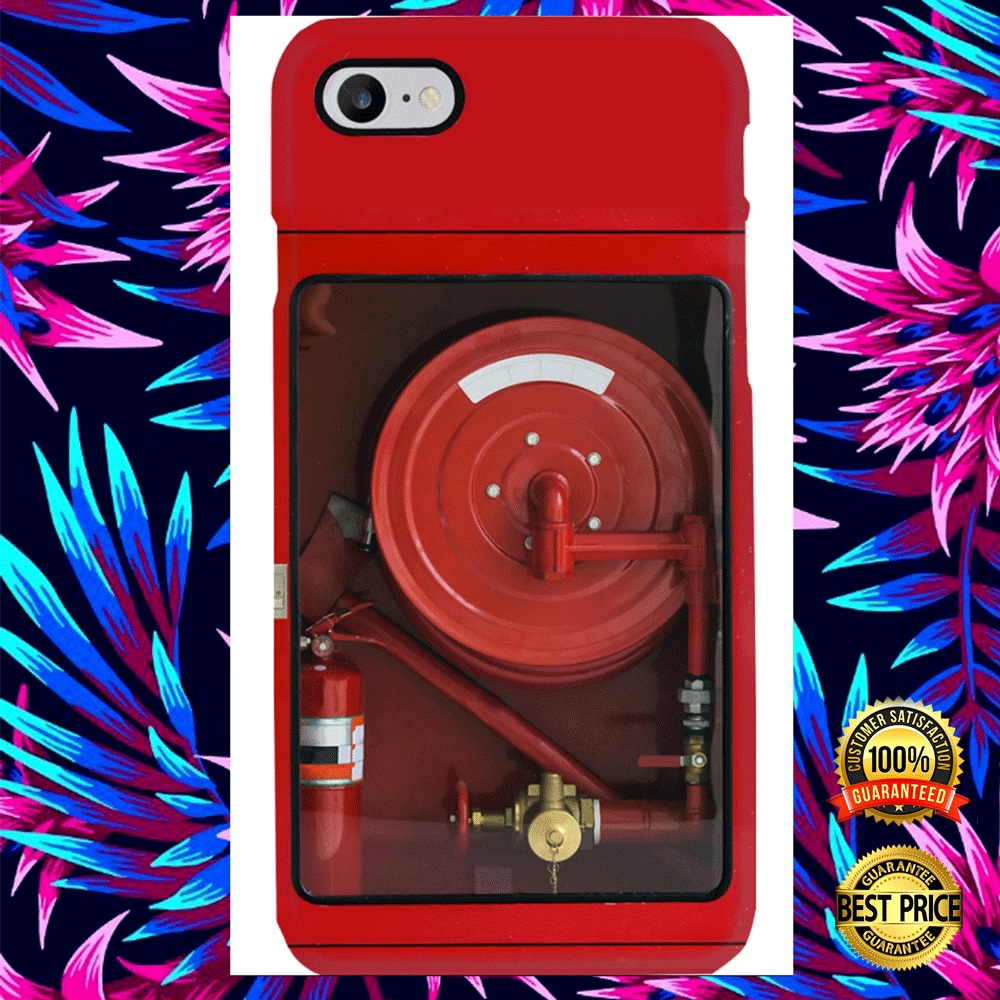 FIREFIGHTER HOSE PHONE CASE 4