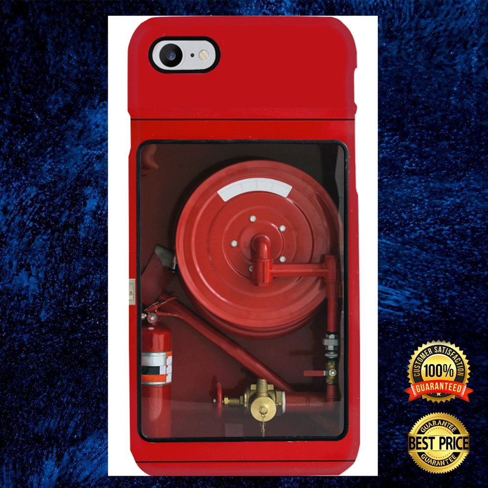 FIREFIGHTER HOSE PHONE CASE 6