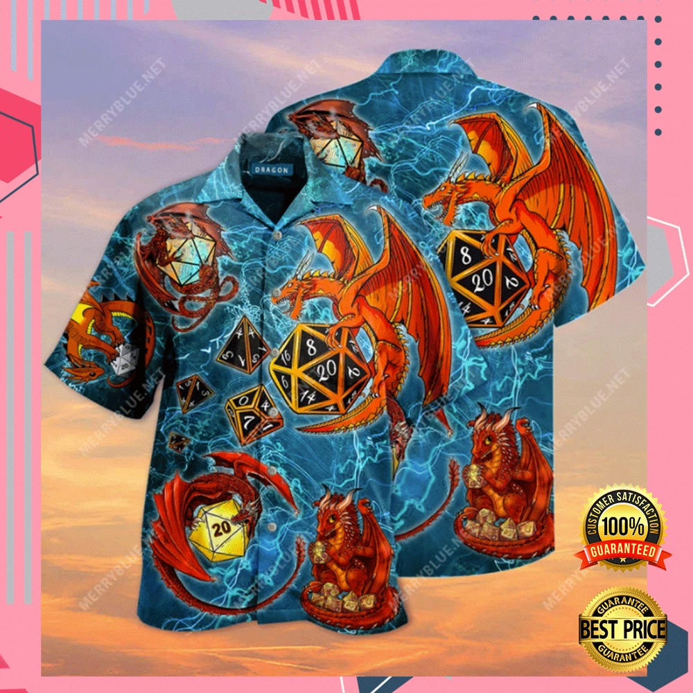 DRAGON DICE HAWAIIAN SHIRT 7