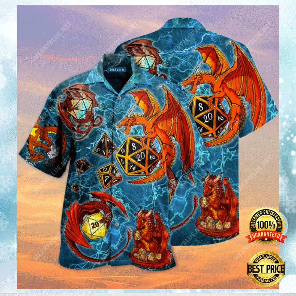 DRAGON DICE HAWAIIAN SHIRT 5