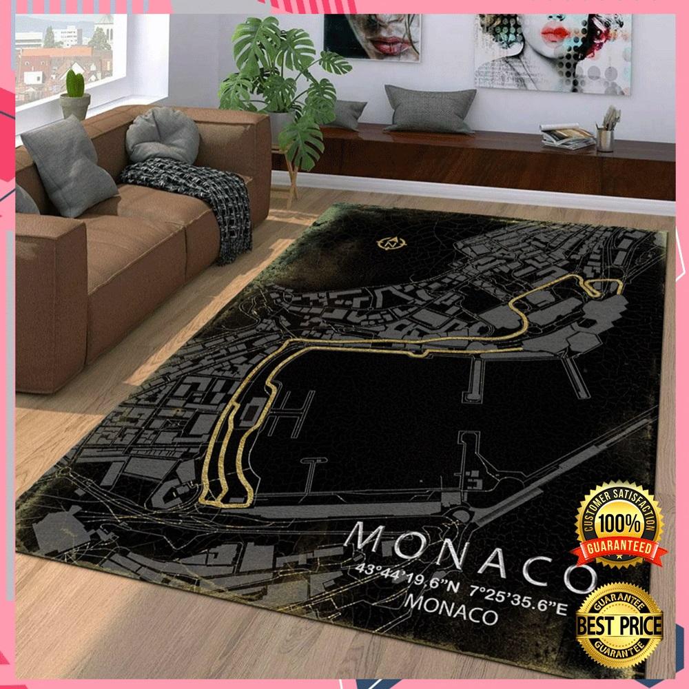 MONACA RACE TRACK RUG 4