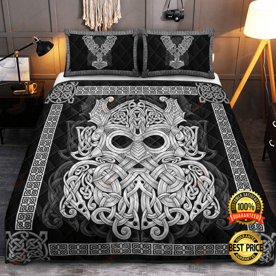 MJOLNIR ODIN VIKING BEDDING SET 6
