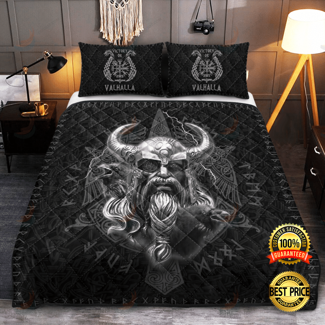 ODIN RAGNAROK VIKING BEDDING SET 6