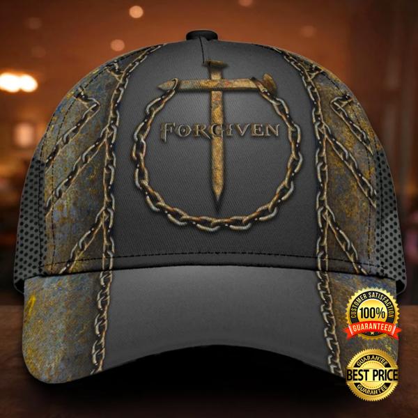 JESUS FORGIVEN CAP 6