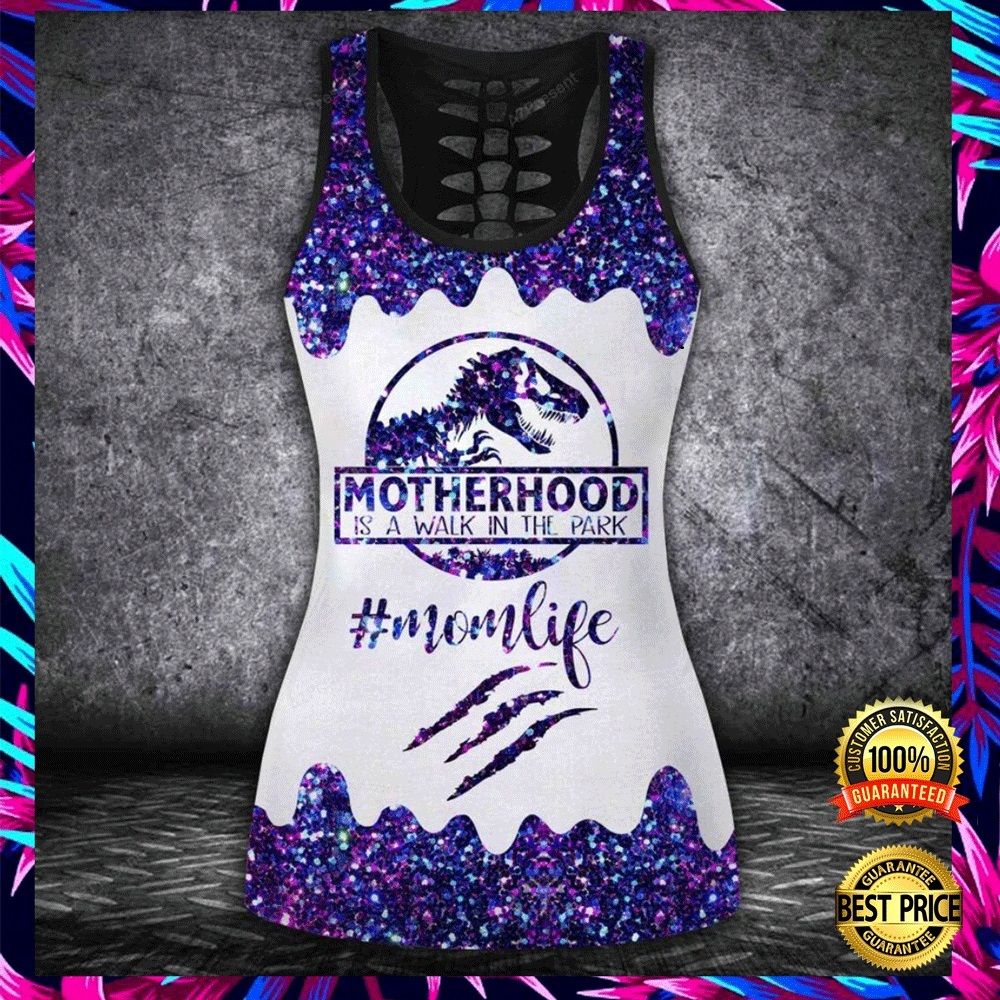 MOTHER HOOD IS A WALK IN THE PARK ALL OVER PRINTED 3D HOODIE AND LEGGING 5