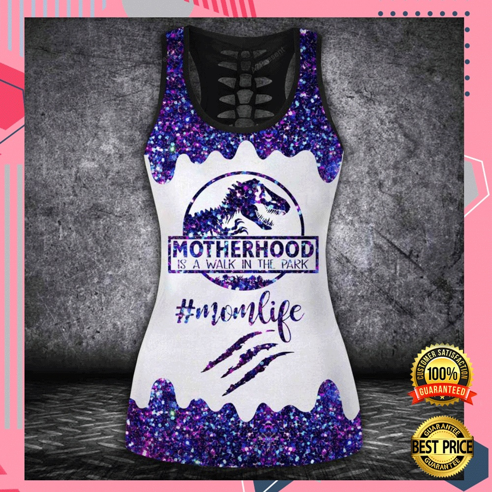 MOTHER HOOD IS A WALK IN THE PARK ALL OVER PRINTED 3D HOODIE AND LEGGING 6