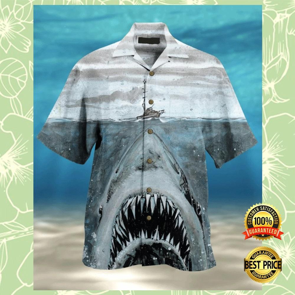 JAWS VINTAGE HAWAIIAN SHIRT 6