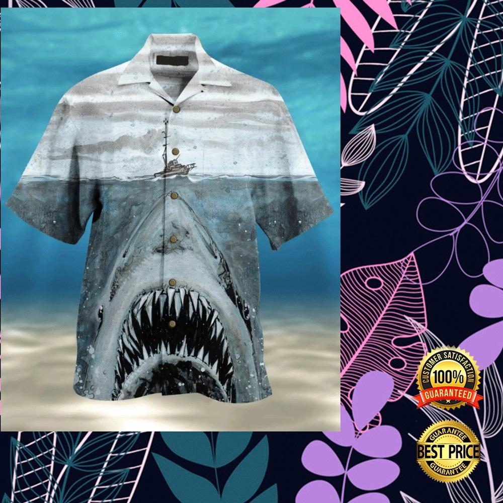 JAWS VINTAGE HAWAIIAN SHIRT 5