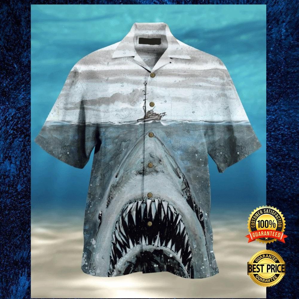 JAWS VINTAGE HAWAIIAN SHIRT 4