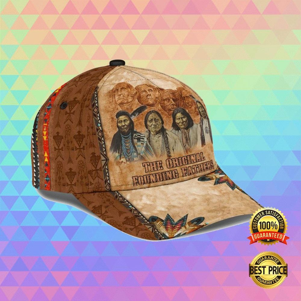 THE ORIGINAL FOUNDING FATHERS CAP 5