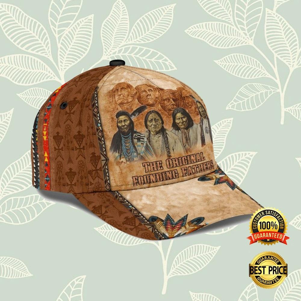 THE ORIGINAL FOUNDING FATHERS CAP 6
