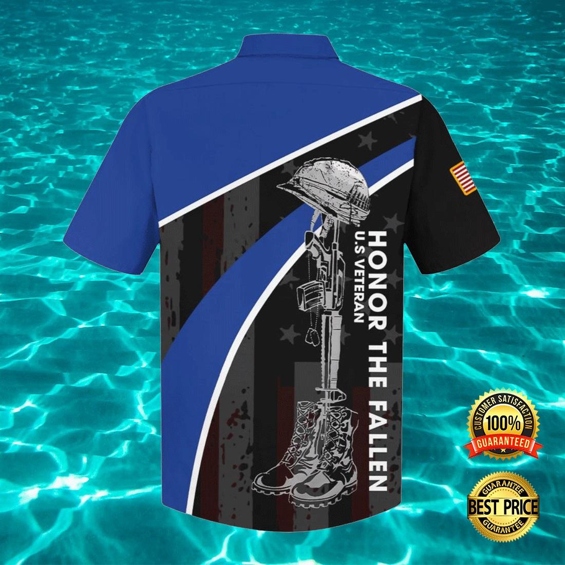 US VETERAN HONOR THE FALLEN HAWAIIAN SHIRT 5
