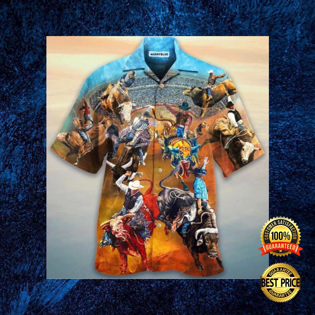 RODEO LIFE IS THE BEST LIFE HAWAIIAN SHIRT 7