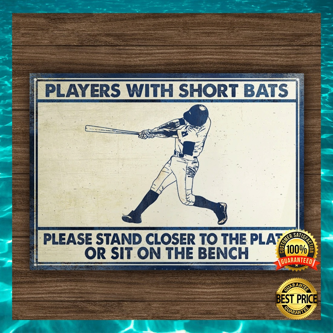 Players with short bats please stand closer to the plate or sit on the bench canvas 4