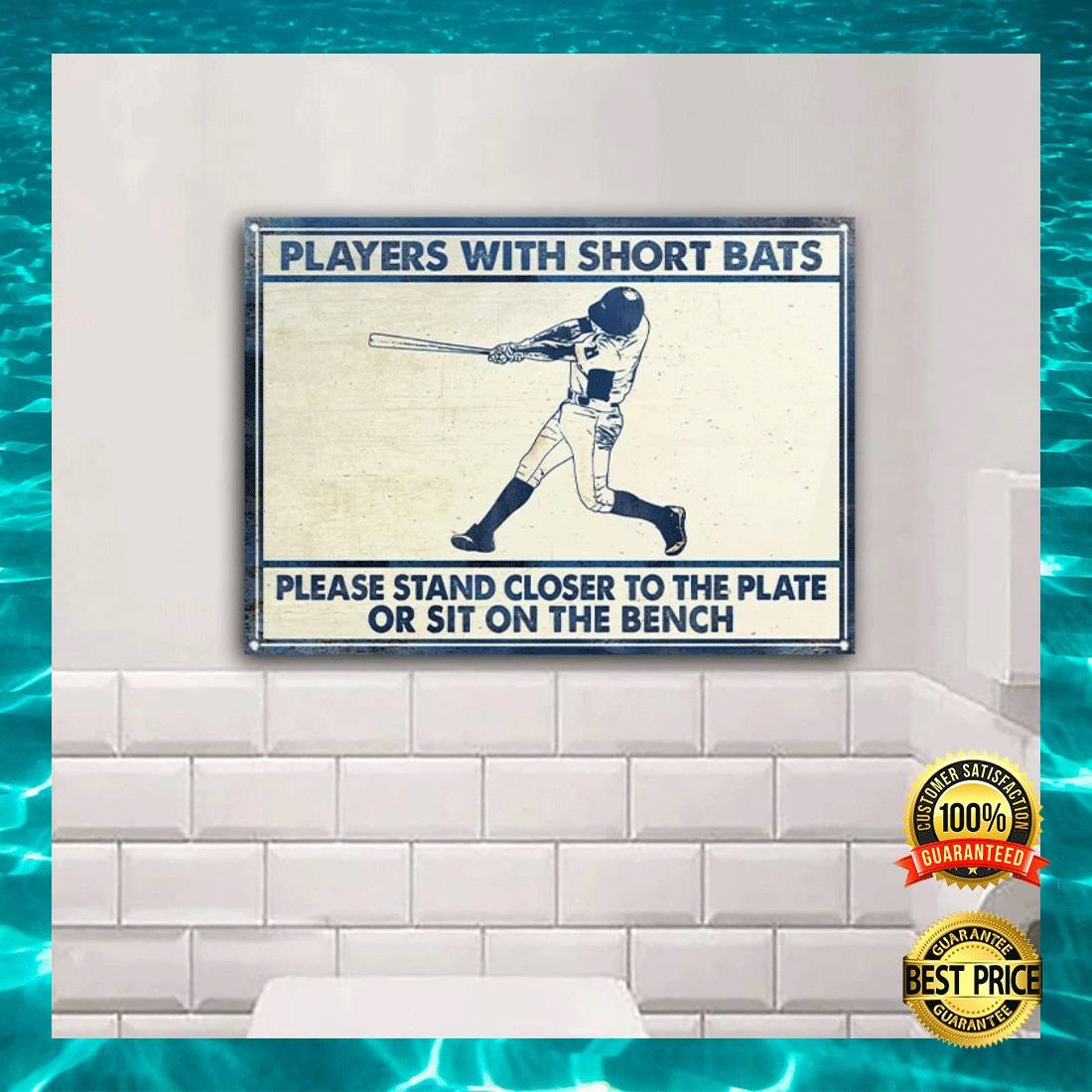 Players with short bats please stand closer to the plate or sit on the bench canvas 5